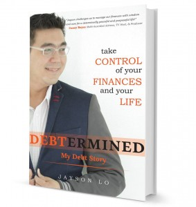 Debtermined Book